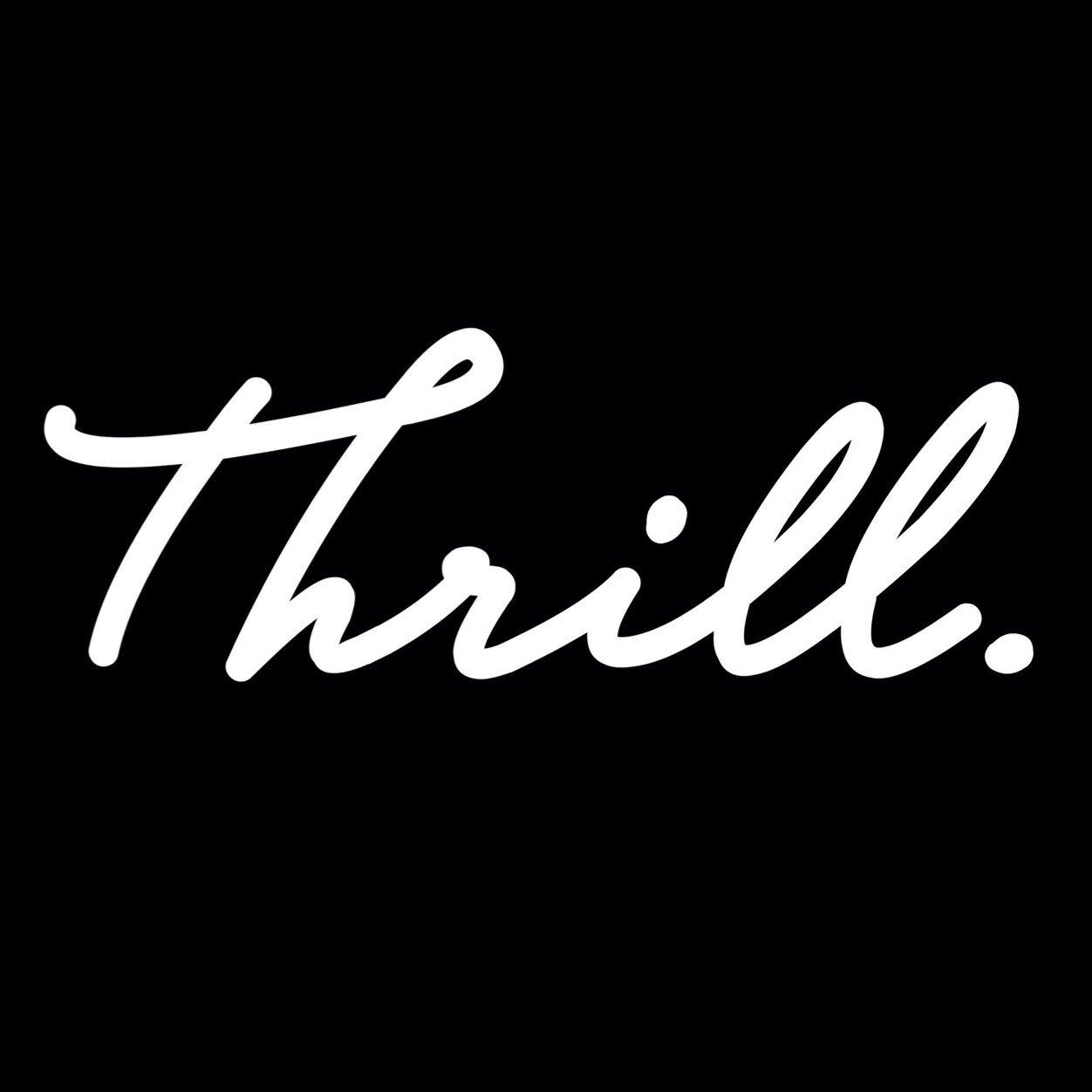 thrill deutsch