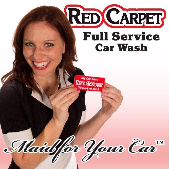 Red Carpet Car Wash (@redcarpetokc) | Twitter