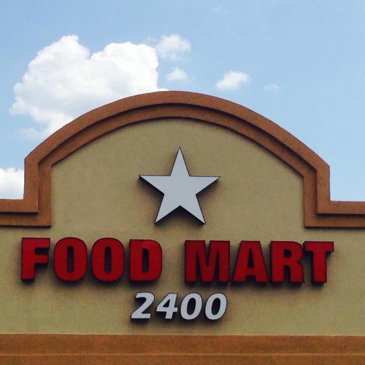Food Mart 2400