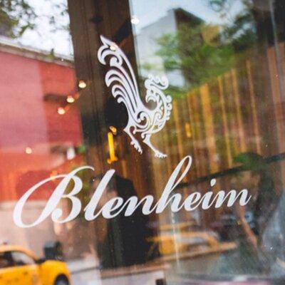 Blenheim Restaurant Nyc