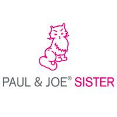 paul and joe sister paulnjoesister twitter. Black Bedroom Furniture Sets. Home Design Ideas