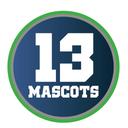 13Mascots (@13Mascots) Twitter