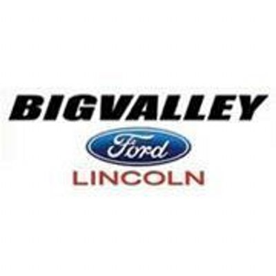 Big Valley Ford >> Big Valley Ford Bigvalleyford Twitter