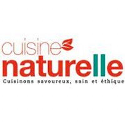 Cuisine naturelle cn magazine twitter for Cuisine naturelle
