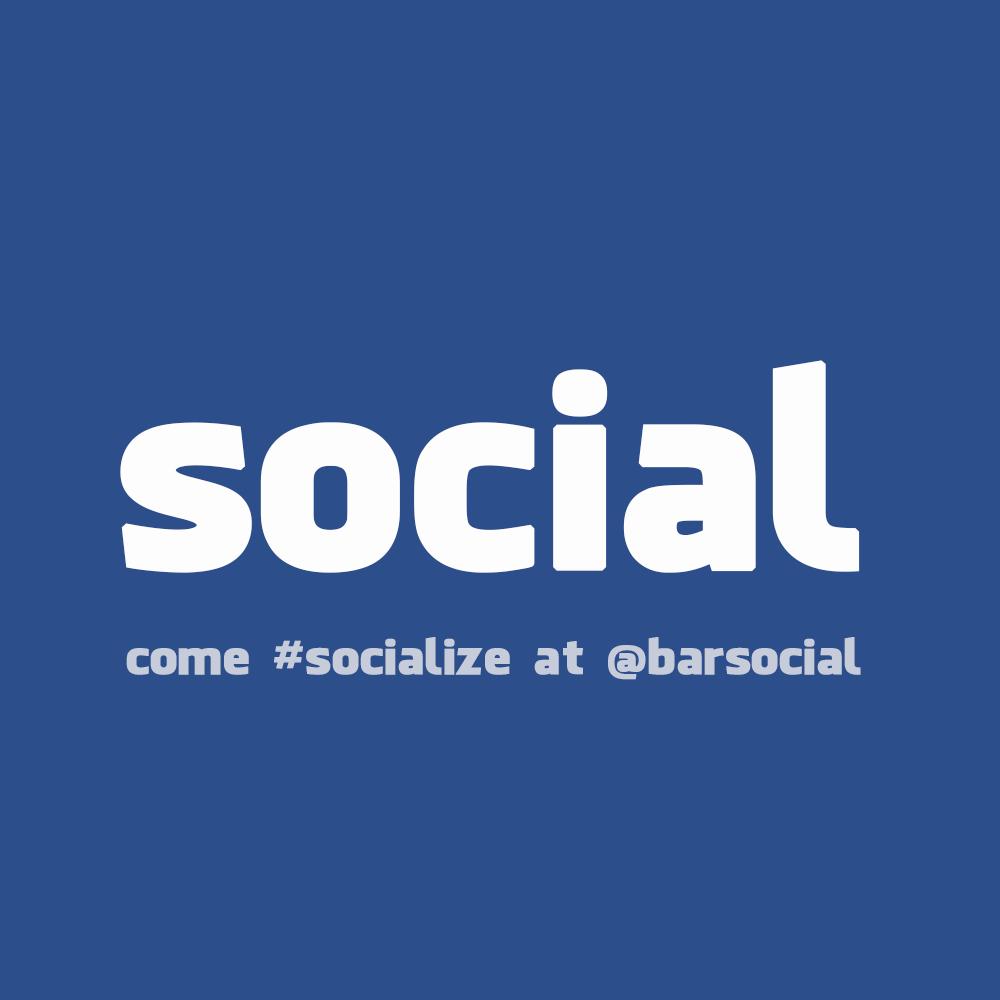 Social Bar & Lounge (@BarSocial) | Twitter