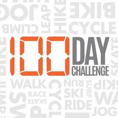 Resultado de imagen para 100 days challenge