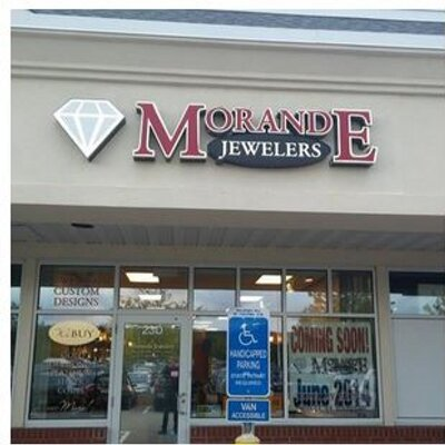 Morande jewelers morandejewelers twitter for Jewelry stores in hartford ct