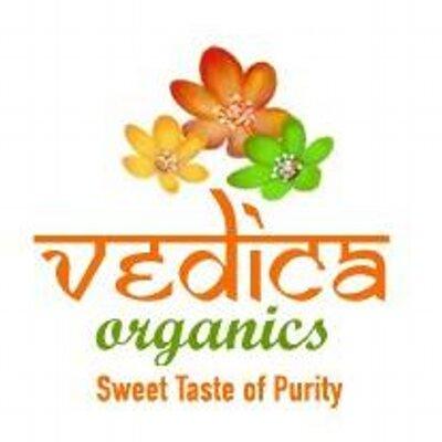 Vedica Organics (@VedicaOrganics) Twitter profile photo