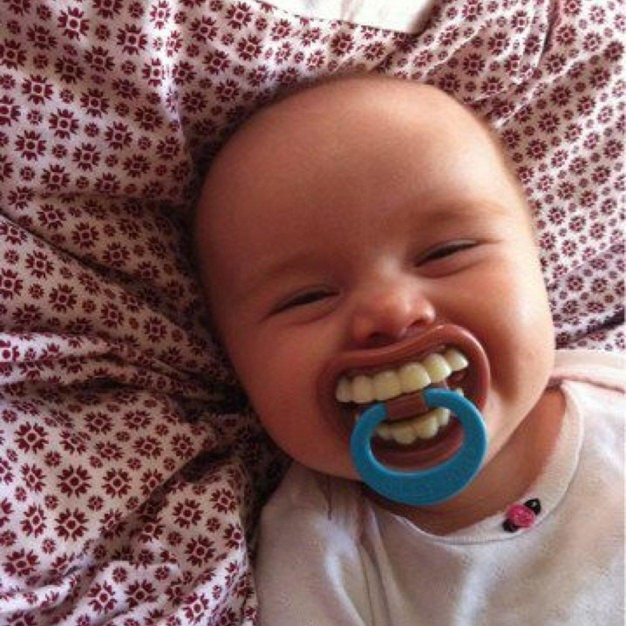 Смешные фото с зубами