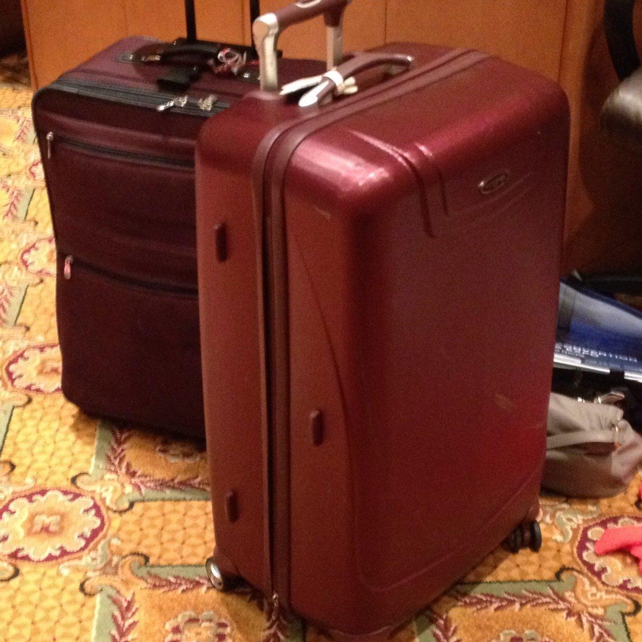 Suitcase Black Friday