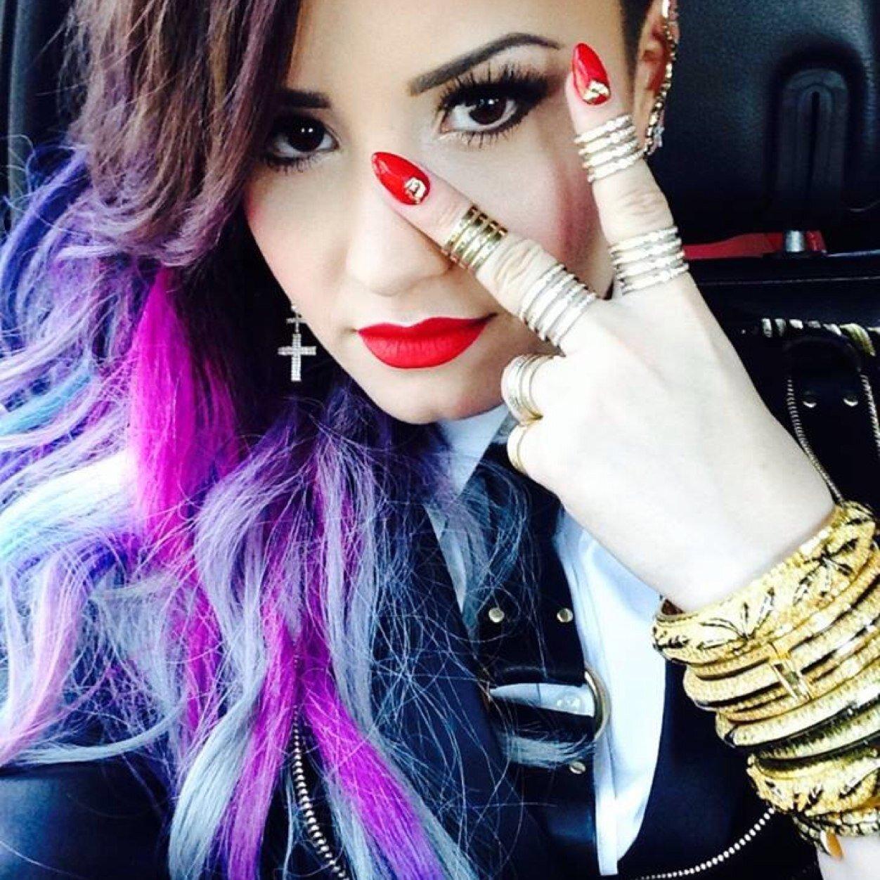 Twitter Demetria Lovato nude photos 2019