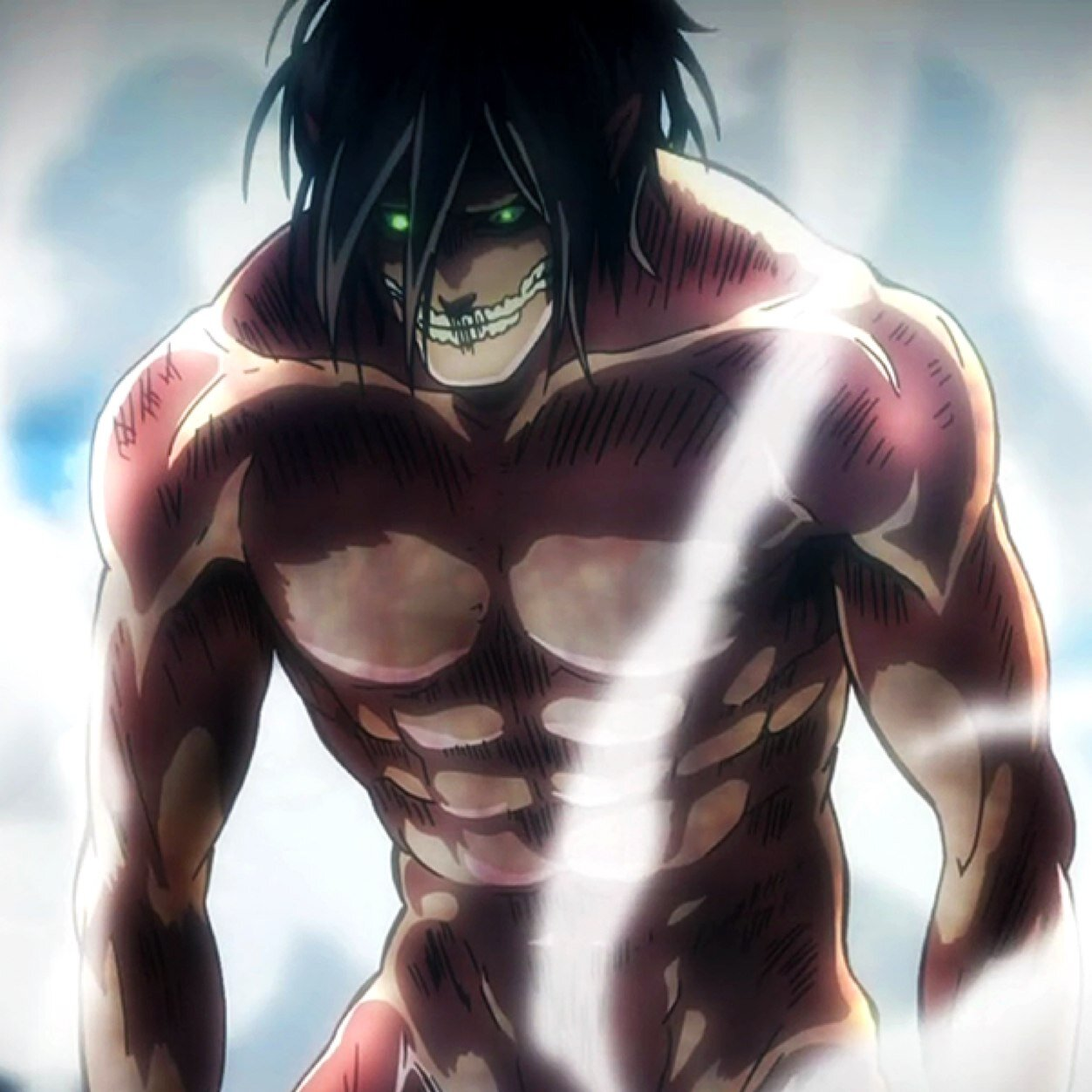 Image result for eren yeager titan