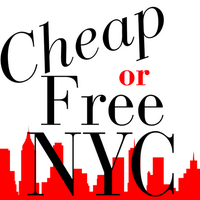 Cheap or Free NYC | Social Profile