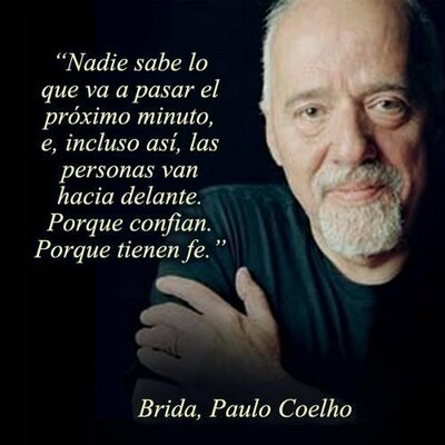 Frases Paulo Coelho On Twitter Existem Coisas Na Vida