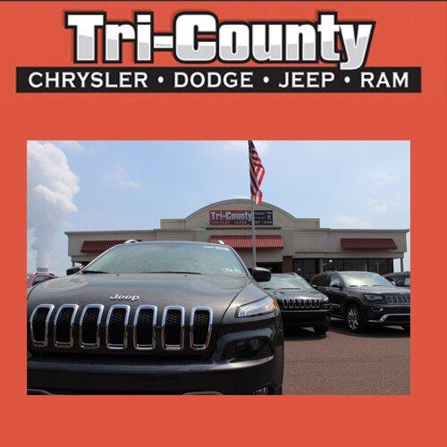 Tri County Chrysler >> Tri County Chrysler Tricountycdjr Twitter