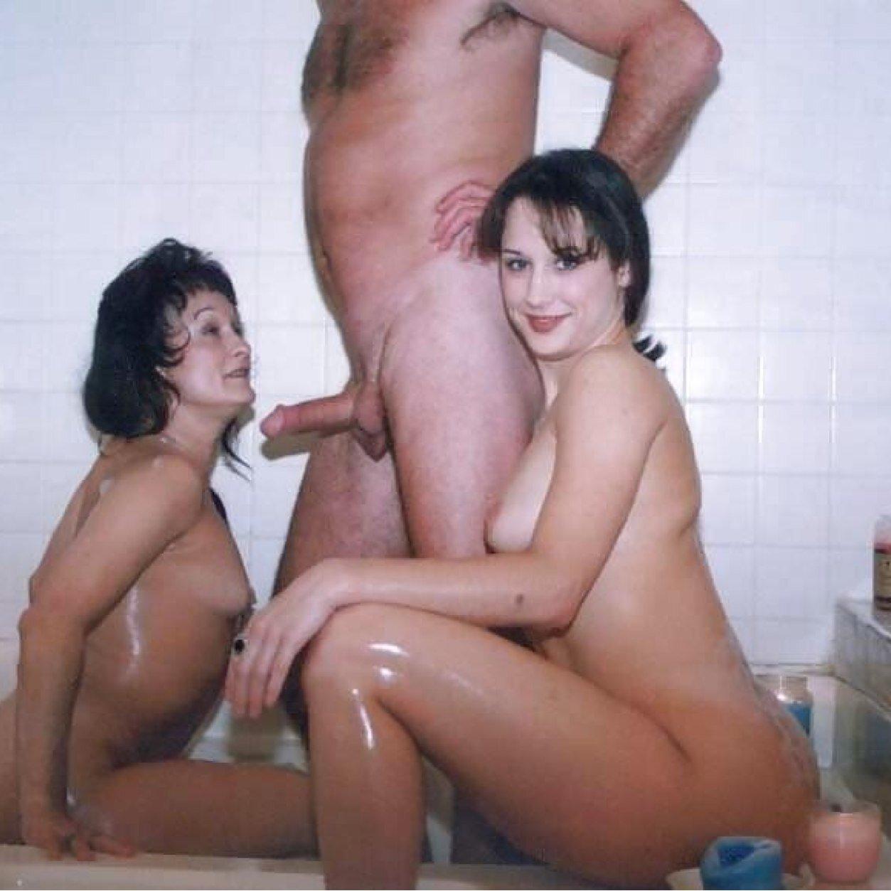 Мама сын и тетя секс