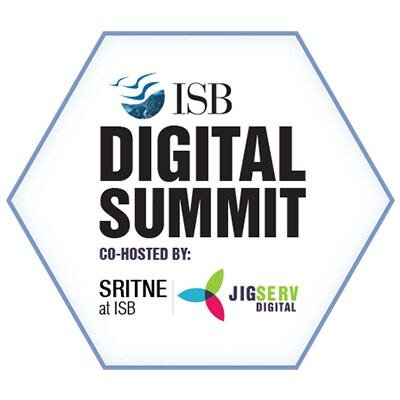 ISB Digital Summit | Social Profile
