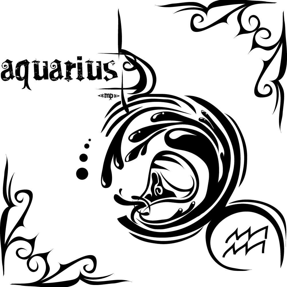 Aquarius Zodiac Aqquarrius Twitter