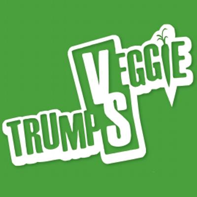 Image result for veggie trumps logo