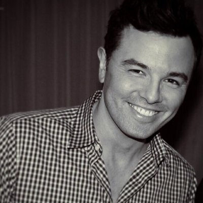 Twitter profile picture for Seth MacFarlane