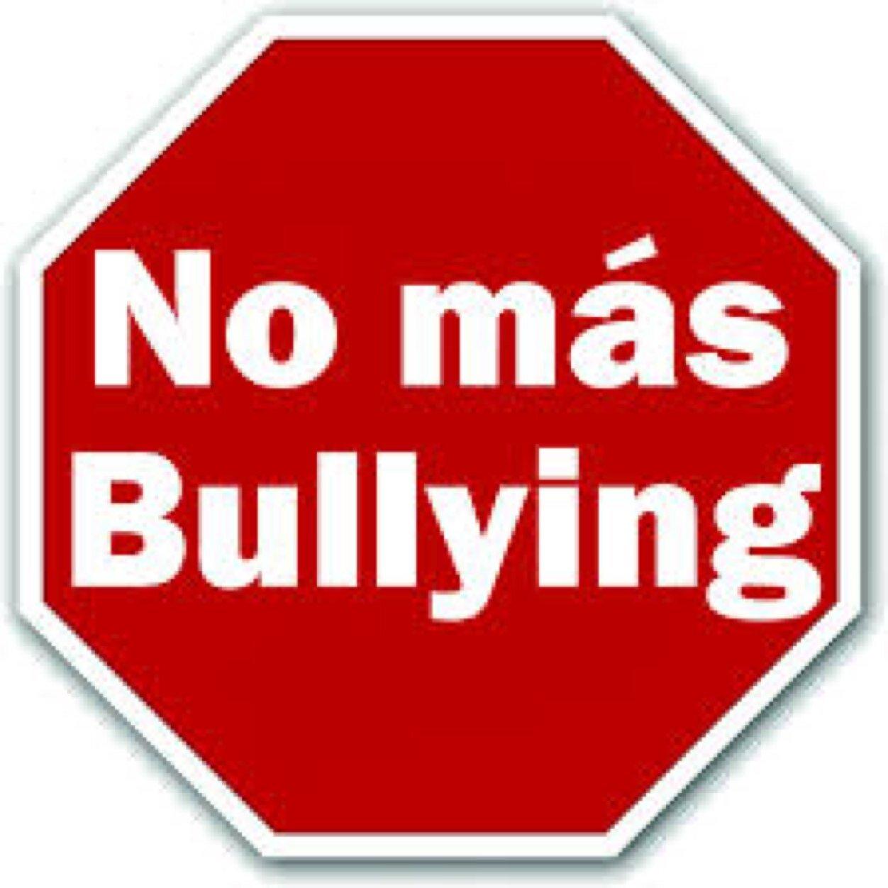 Resultado de imagen para no al bullying