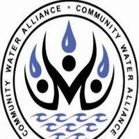 Community Water Alliance (@wateralliancez )