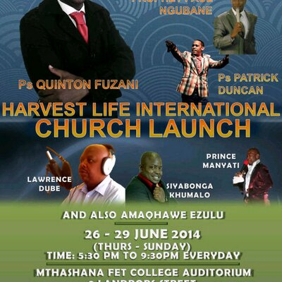 Harvest Life Vryheid (@HarvesLife) | Twitter
