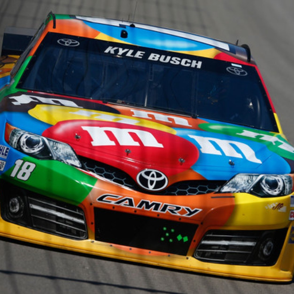 Kyle Busch Car (@KyleBusch_Car)
