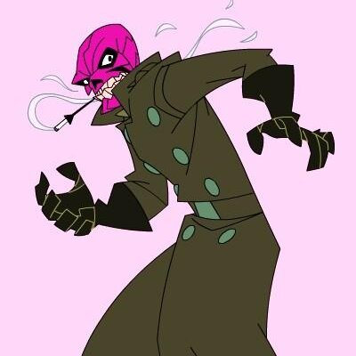 Bizarro Red Skull 🐦 (@ThePinkSkull_) Twitter profile photo