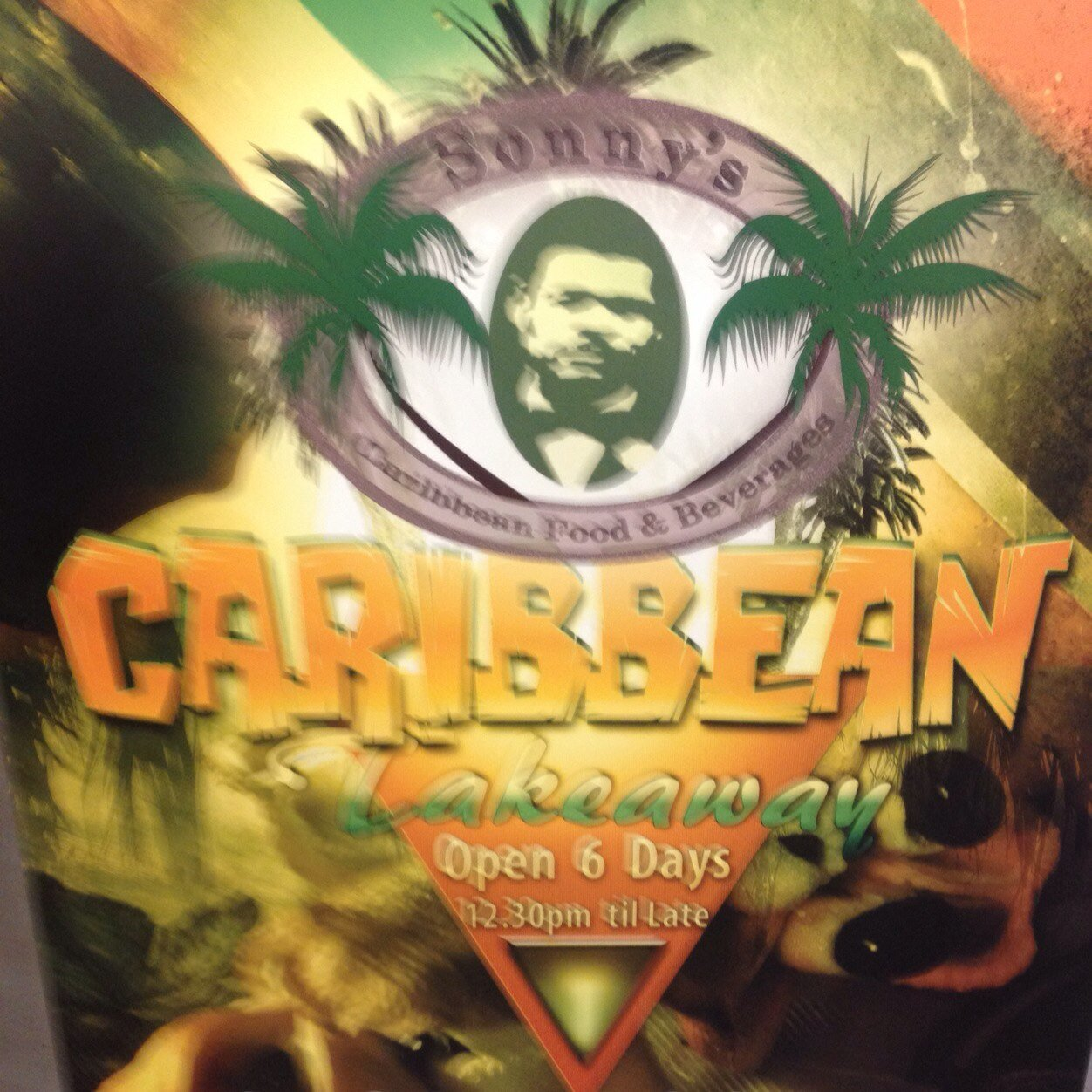 Sonny S Caribbean Food Beverages