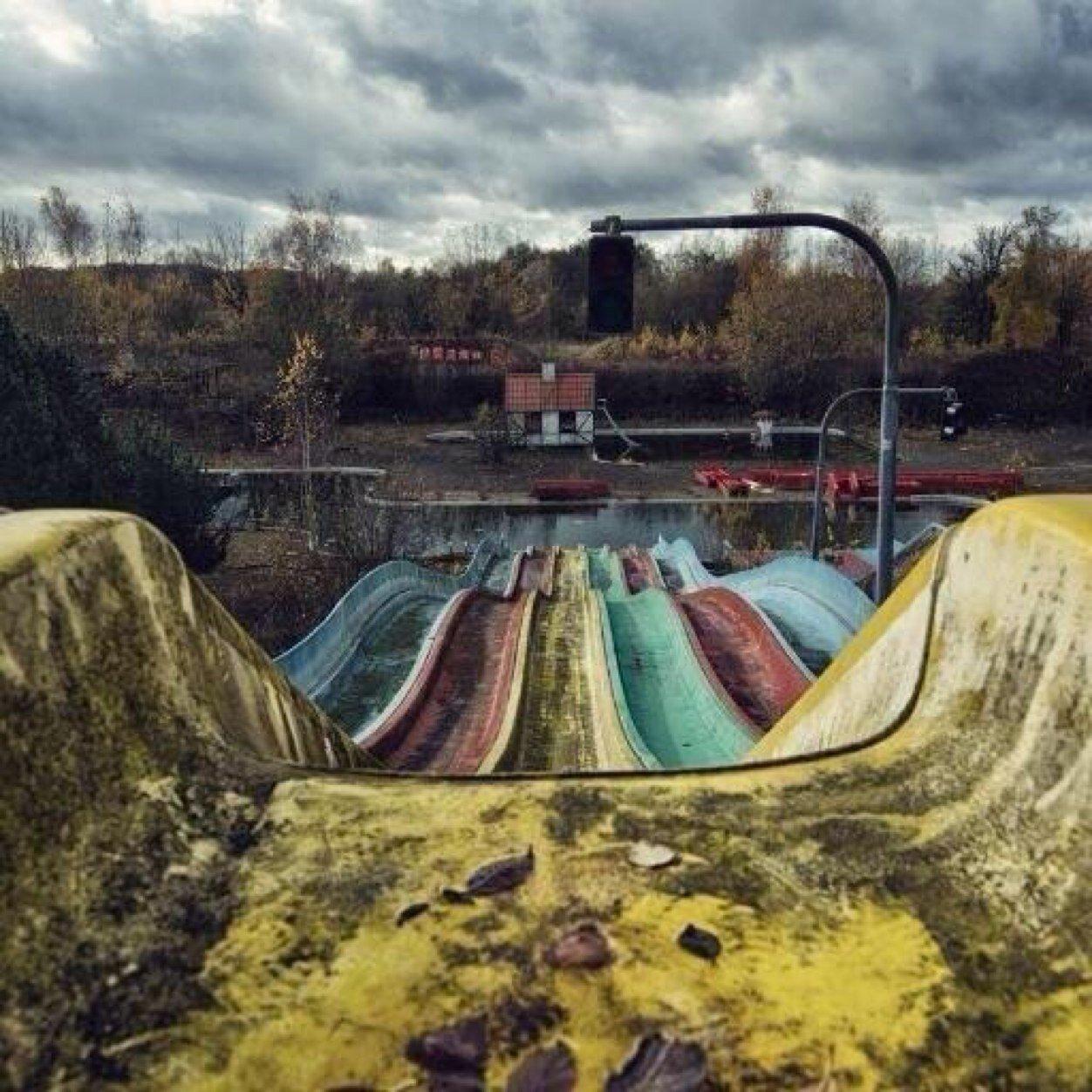 Lost Places Hunsr�ck: Lugares Abandonados (@ParecidoEnFotos)