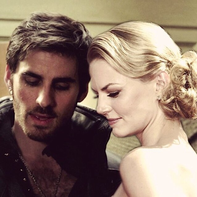 Hook and emma once upon a time season 3