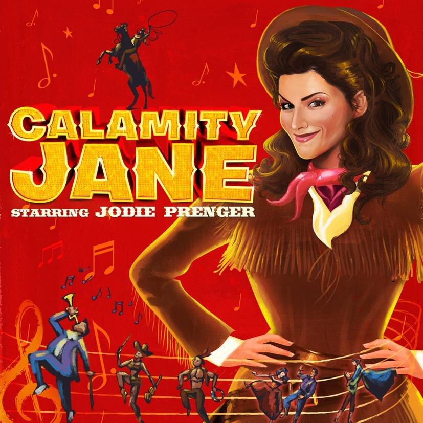 Calamity Jane Uk Tour