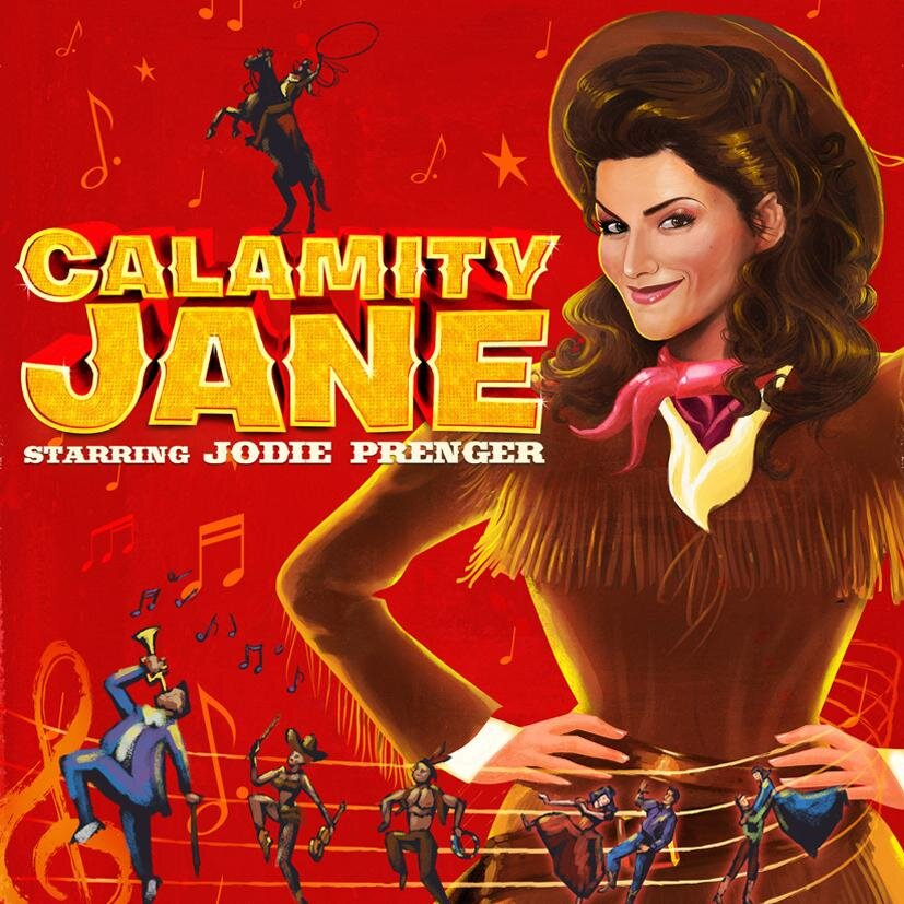 Calamity Jane Tour