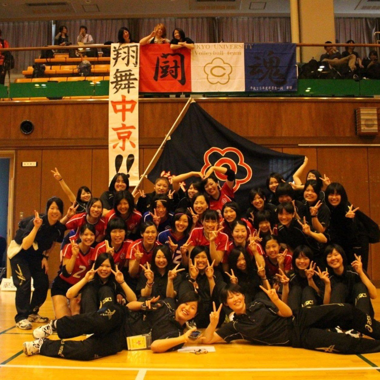 中京大学女子バレーボール部