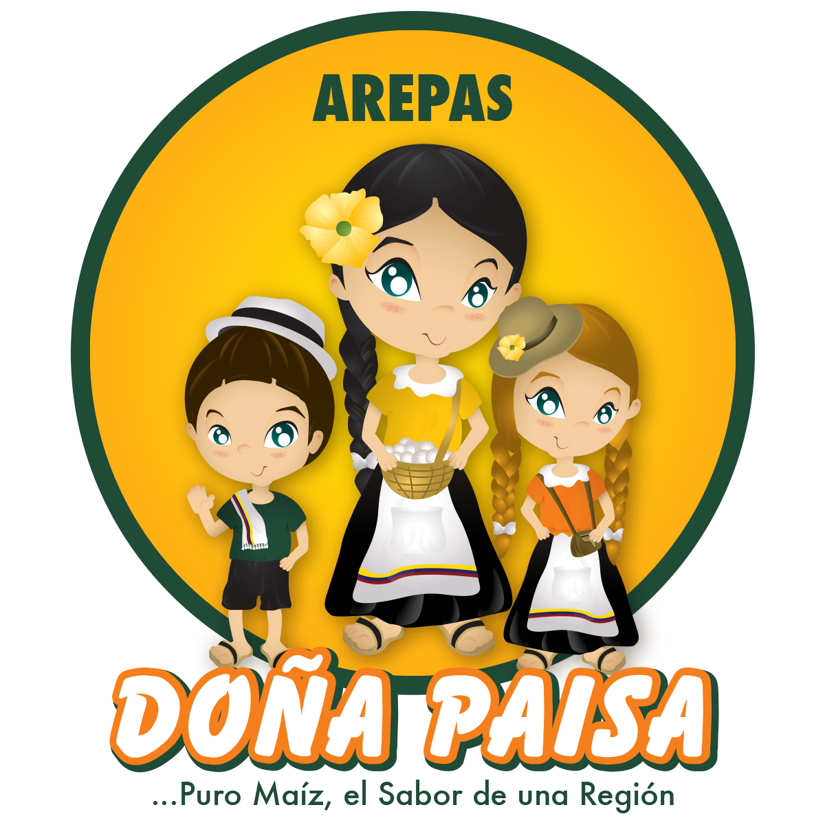 Arepas Doña Paisa (@donapaisa)   Twitter