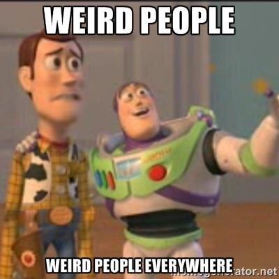 Weird People 27