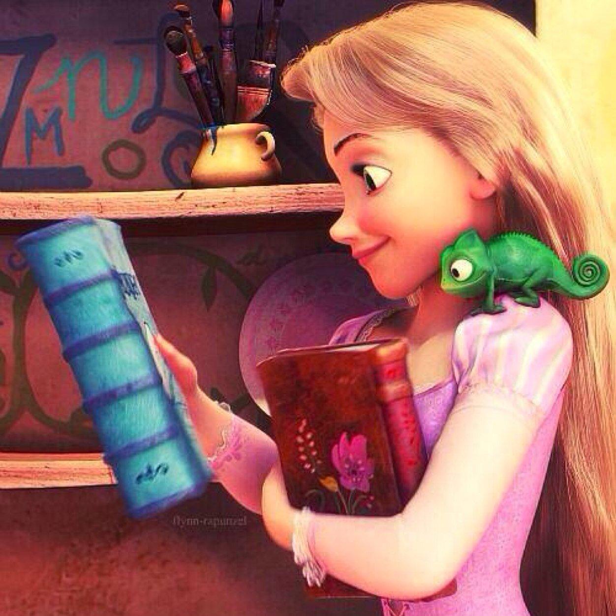 Disney Character Design Study : ラプンツェル r tangled twitter