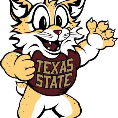 texas state bobcats coloring pages - photo#3