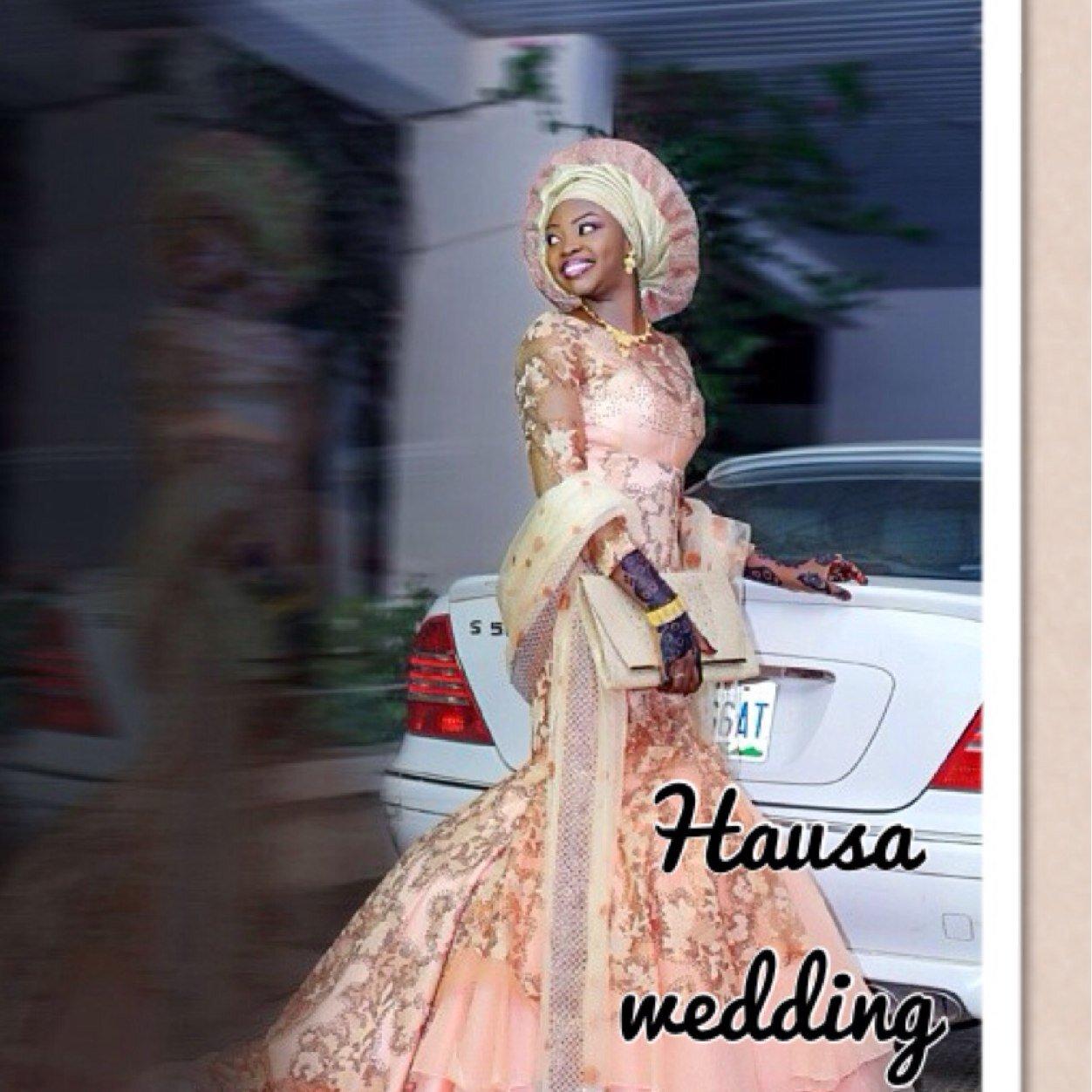 Hausa wedding wedding hausa twitter
