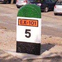 "Carreteras de Extremadura <a href=""https://twitter.com/carreteraextrem"" class=""twitter-follow-button"" data-show-count=""false"">@carreteraextrem</a>"