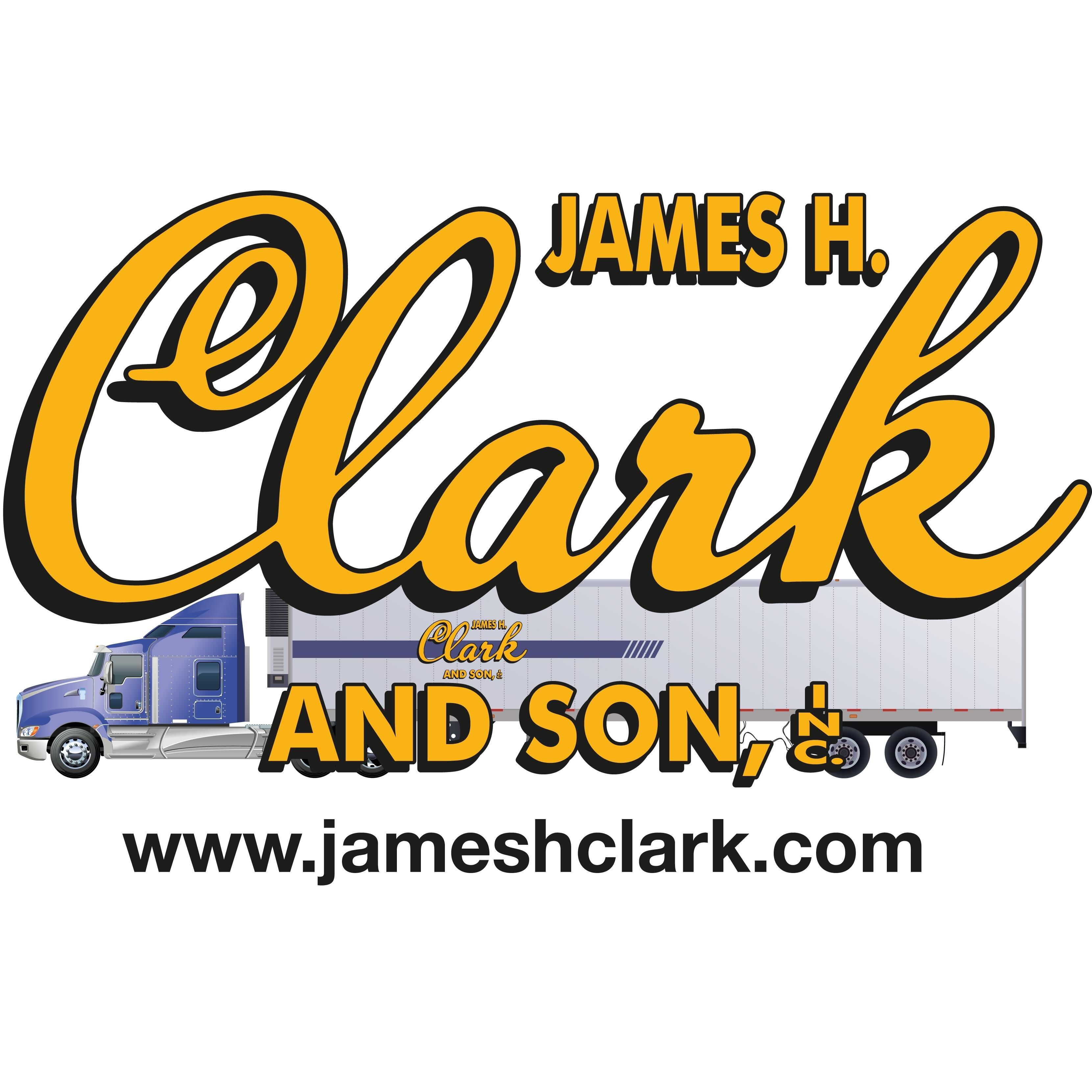 James H Clark & Son logo