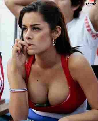Sexy Football Fans