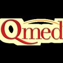 Qmed logo reasonably small