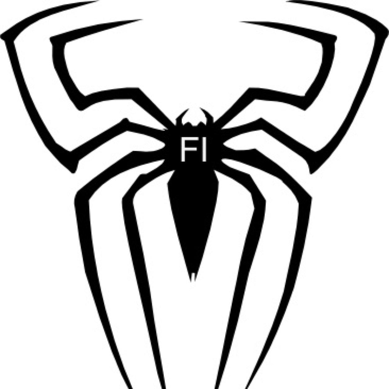 эмблема человека паука картинки карандашом мужчины вводят