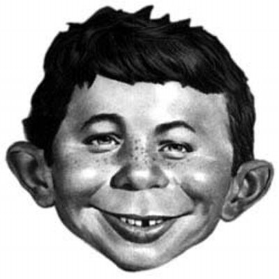 For anyone born in 1960 Alfred_E_Neuman_400x400