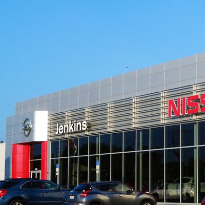 Jenkins Nissan Dealership – Schedule your car test drive today!