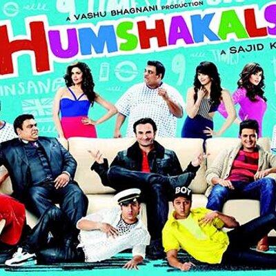 Humshakal movie full video song download
