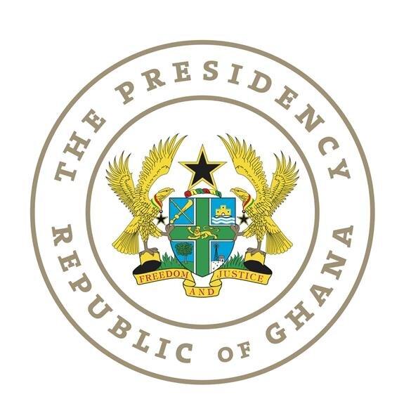@GhanaPresidency