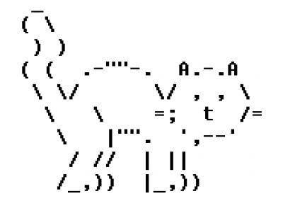Cat symbol keyboard